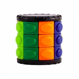Układanka logiczna Blocky, mix z logo (R08859.99)