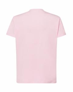 T-shirt Męski PREMIUM 190  PINK (TSRA 190 PK)