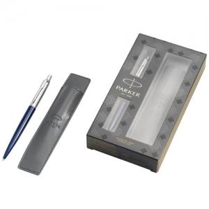 Parker Zestaw upominkowy długopis plus futerał Jotter Royal Blue (10707200)