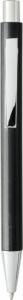 Długopis wciskany Tual ze słomy pszenicy (10758500)