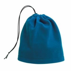 Polarowy szalik/czapka, VARIOUS, niebieski (56-0702723)