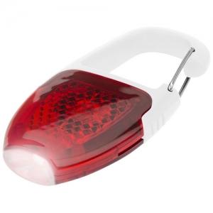Odblaskowy karabińczyk z diodą LED (10425602)