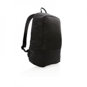 Plecak chroniący przed kieszonkowcami, plecak na laptopa 15,6, ochrona RFID (P762.481)