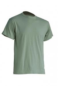 T-shirt Męski PREMIUM 190  PALE GREEN (TSRA 190 PG)