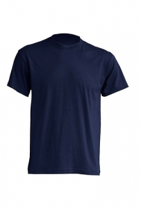 T-shirt Męski PREMIUM 190  NAVY (TSRA 190 NY)
