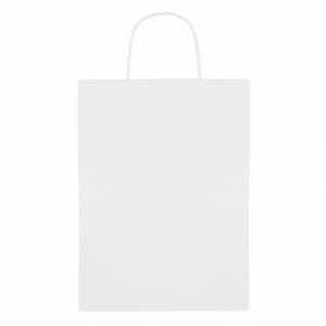 PAPER LARGE Paprierowa torebka ozdobna duż z logo (MO8809-06)
