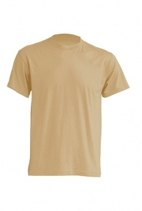 T-shirt Męski PREMIUM 190  SAND (TSRA 190 SA)