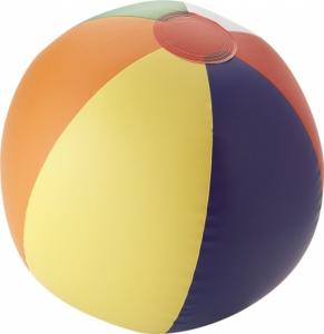 Piłka plażowa nieprzeźroczysta Rainbow (19544610)