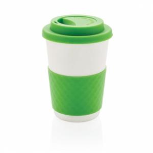 Ekologiczny kubek podróżny do kawy 270 ml (P432.557)
