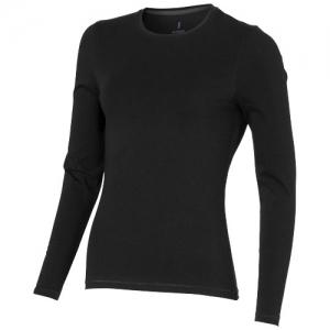 Elevate Damski T-shirt organiczny Ponoka z długim rękawem (38019990)