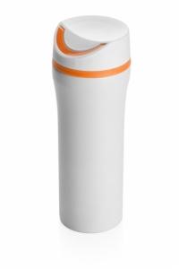 Kubek termiczny SAJO 480 ml pomarańczowy (16002-07)