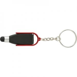 Brelok, touch pen, czyścik do ekranu (V1704-05)