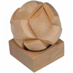 Drewniane puzzle z logo (5098813)