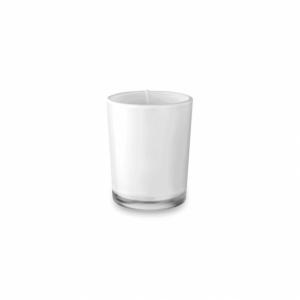 SELIGHT Mała szklana świeca z logo (MO9030-06)
