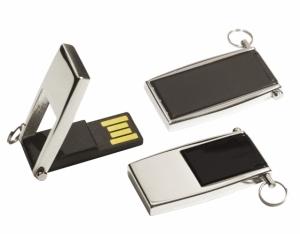 Eksluzywna Pamięć USB z grawerem GRATIS (PDslim-18_16GB)