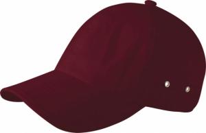 Czapka z daszkiem Plain Microfibre z logo (CO403202)
