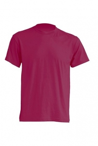 T-shirt Męski PREMIUM 190  RASPBERRY (TSRA 190 RP)