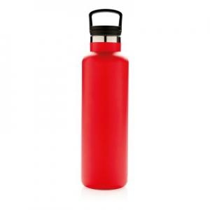 Szczelna butelka sportowa 600 ml, próżniowa (P436.664)