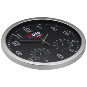 Zegar ścienny CrisMa z nadrukiem (4123803)