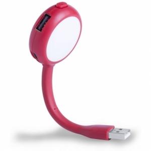 Lampka USB, hub USB (V3512-05)