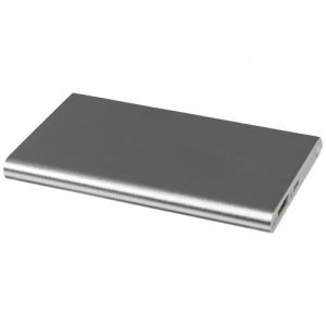 Aluminiowy power bank Pep 4000 mAh (13424501)